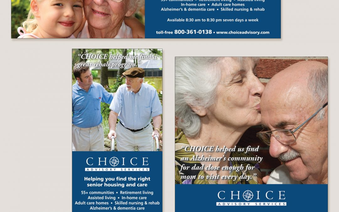 Challenge: Create an Ad Campaign to Showcase Real Life Situations for Seniors