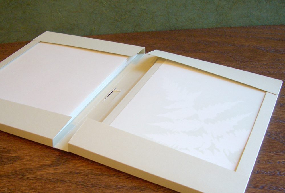 Create a Pocket Folder for Notecards