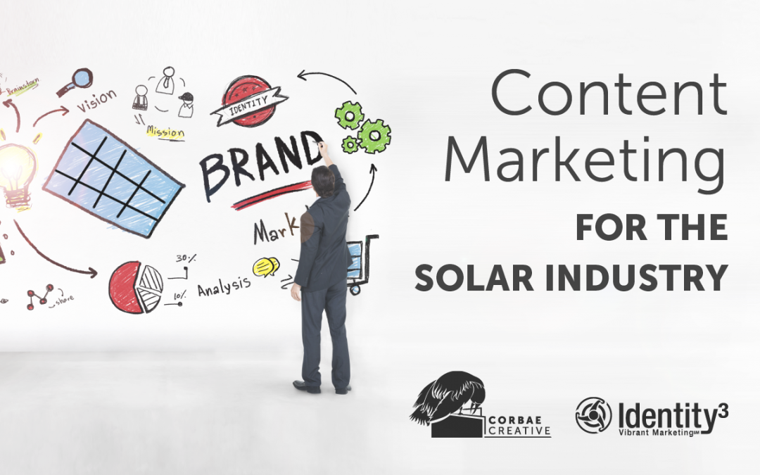 Content Marketing for the Solar Industry