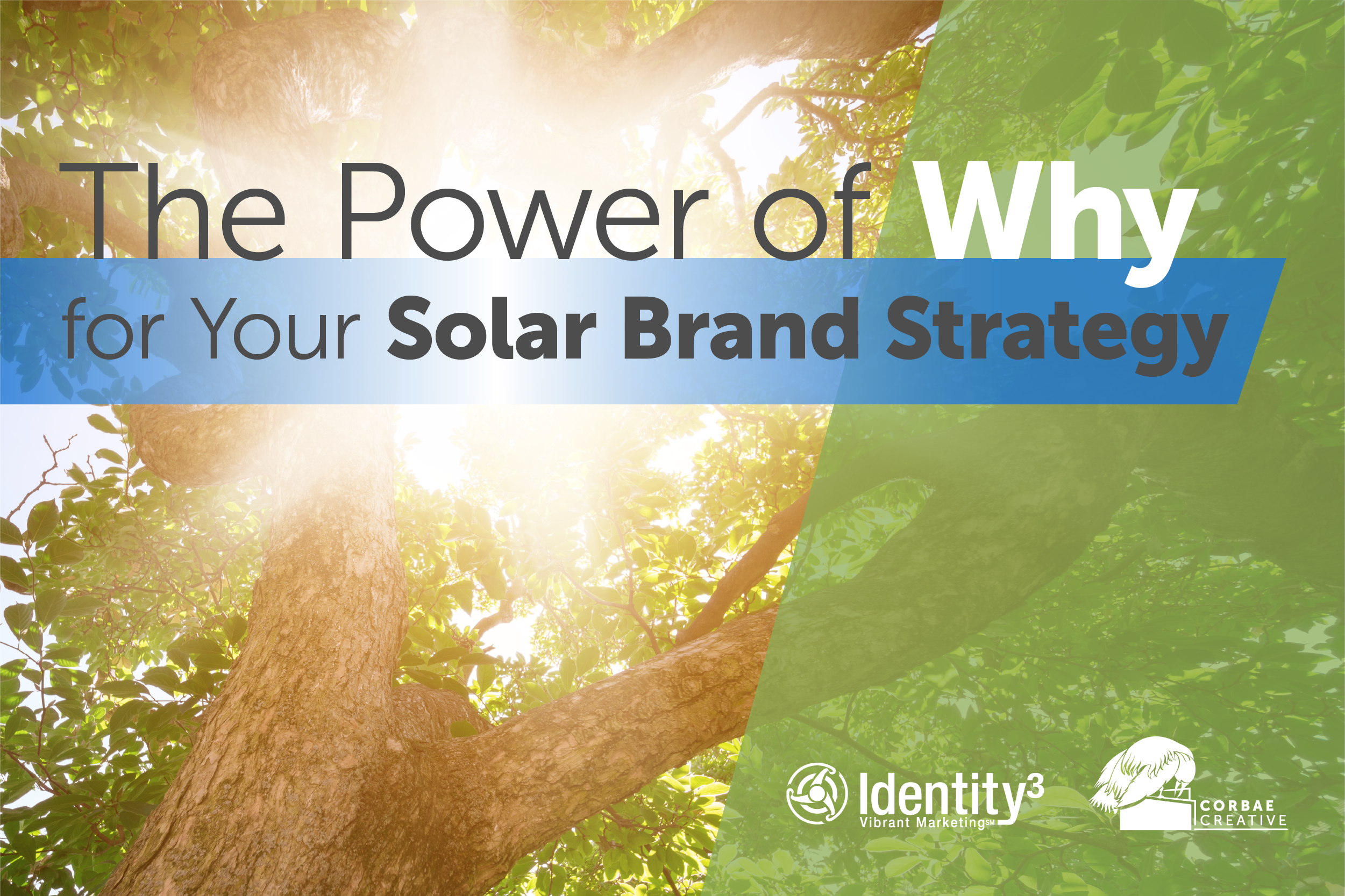 The Power of Why with Your Solar Brand Strategy