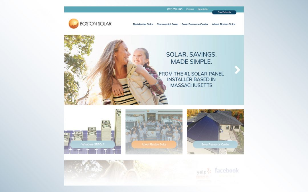 Identity Refresh | Boston Solar