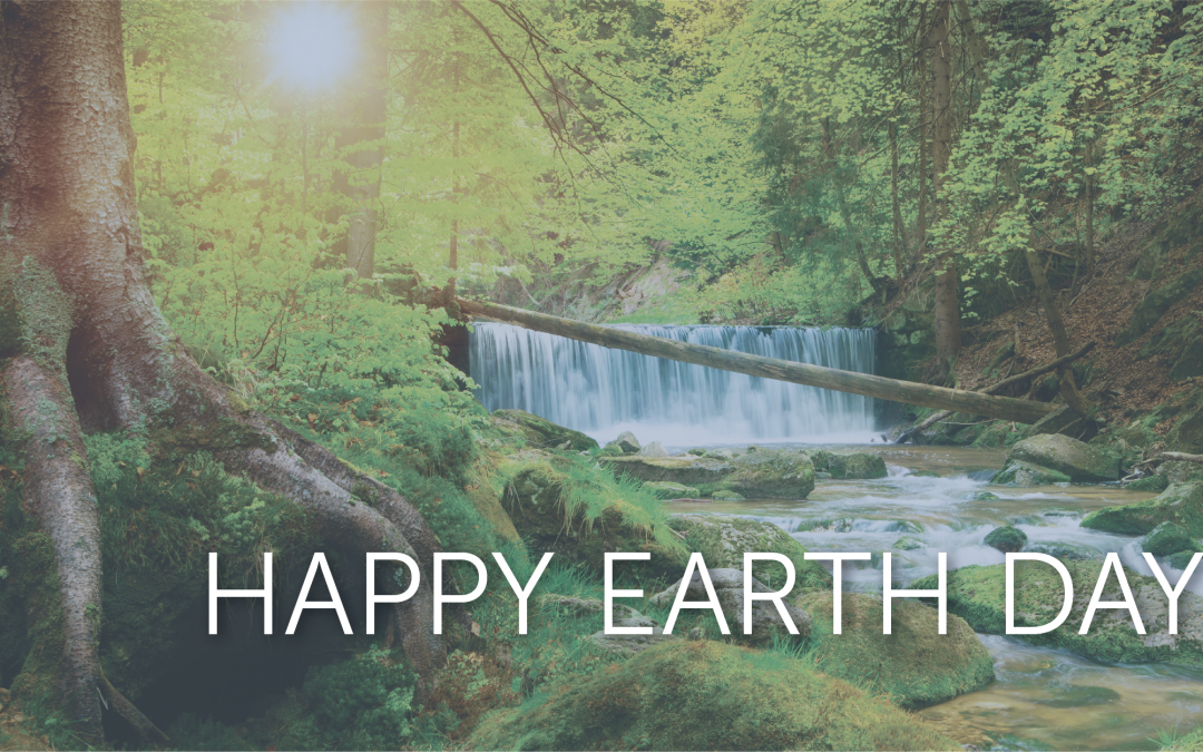 Happy Earth Day, April 2019